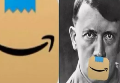 Amazon muda logotipo do aplicativo depois que os internautas o comparam ao bigode de Adolf Hitler